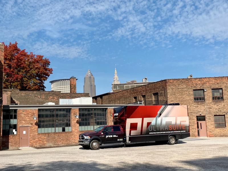 The Price Industries' UltraTour Rolls Through Ohio