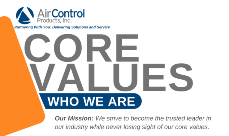 Air Control Products Core Values