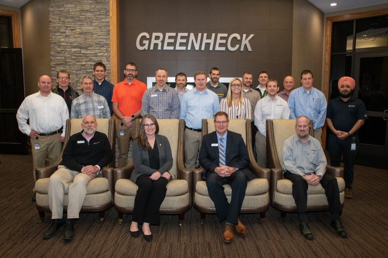 Greenheck ASHRAE President Tour